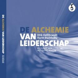 De Alchemie van Leiderschap - Boek