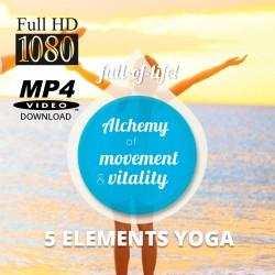 5 Elementen Yoga - Engelse HD Download