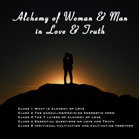 Alchemy of Woman & Man in Love & Truth