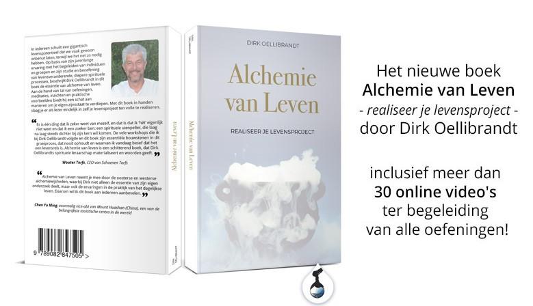 boek Alchemie van Leven - realiseer je levensproject